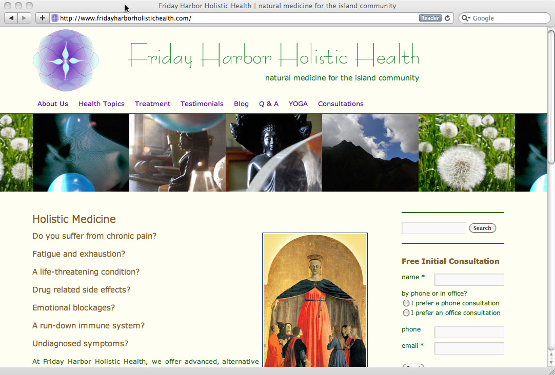 Friday Harbor Holistic Health