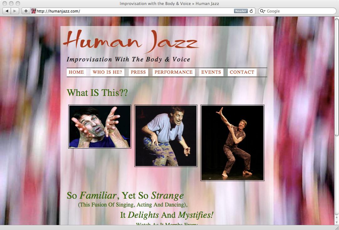 humanjazz.com