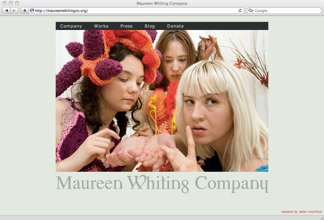 Maureen Whiting Company